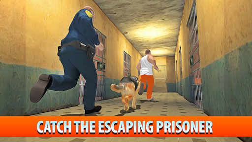 Police Dog Prison Escape 3D