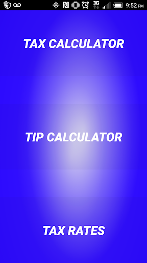Shopping and Tip Calculator