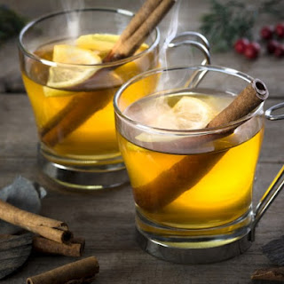 Rum Hot Toddy