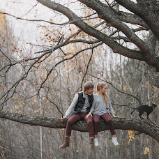 Wedding photographer Yana Aleksandrova (Aleks). Photo of 23.10.2018