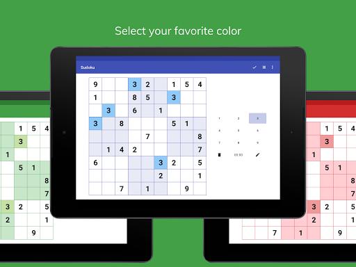 Sudoku - Free & Offline 2.2.2 screenshots 13