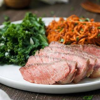 Paleo Reverse Seared Steak Recipe