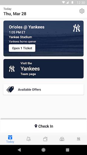 MLB Ballpark image | 2