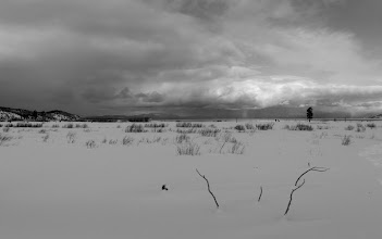 Photo: Another shot from South Lake Tahoe. This is near Baldwin Beach, looking north toward the lake.