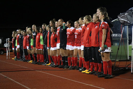 Women's soccer: Ohio State finishes road trip with a stop in Illinois