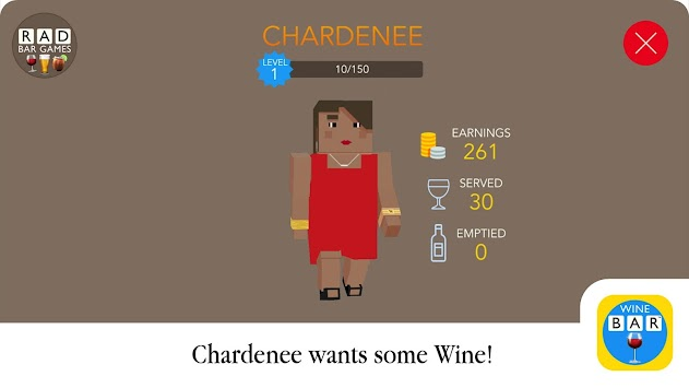 Download Wine Bar APK latest version game for android devices