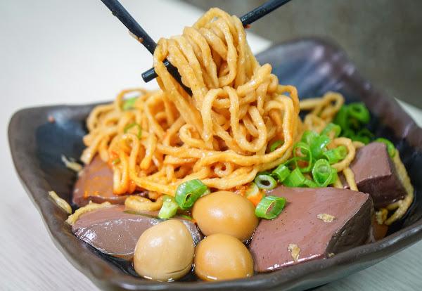 天然蔬菜湯頭滷汁X必吃超涮嘴滷鴨血意麵!-燒滷味