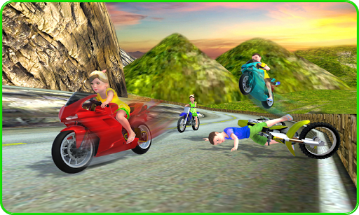 Download kids motorbike rider race 2 on pc & mac with appkiwi apk.