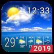 Weather Forecast & Live Wallpaper APK