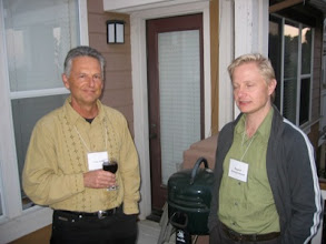 Photo: PROFESSOR GREG ASHBY AND RESEARCHER RAGNAR STEINGRIMSSON