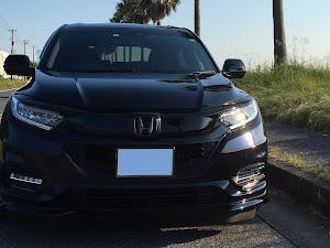 ヴェゼル RU3 2018年式 ハイブリッド RSのカスタム事例画像 suzu9110さんの2020年08月15日17:19の投稿