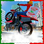 Pizza Delivery Moto Bike Rider apk