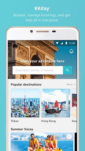 KKday: Adventure Like a Local android2mod screenshots 1