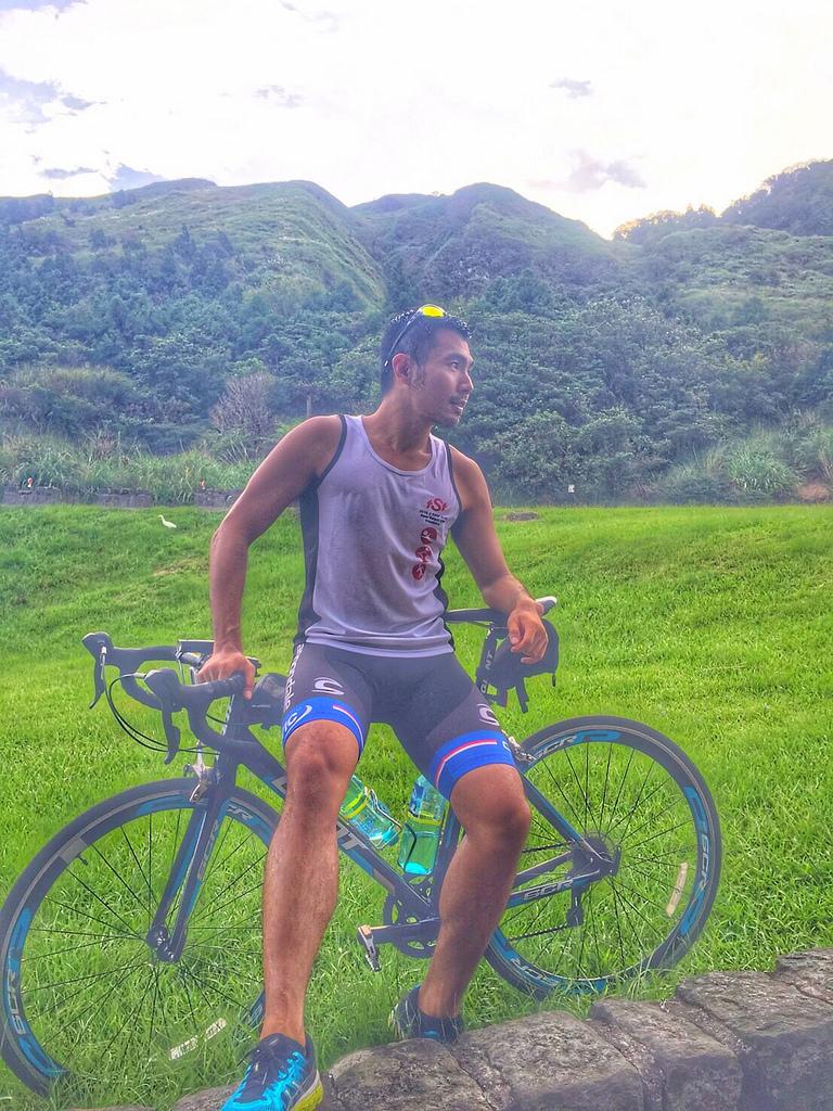 冷水坑-單車訓練