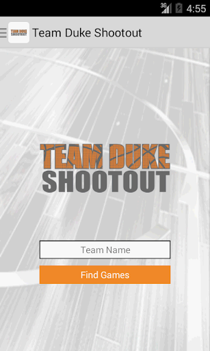 Team Duke Shootout