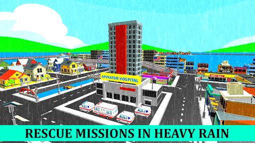 Ambulance Rescue Doctor Simulator - Hospital Games 1.2 screenshots 3