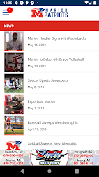 Marion Patriots Athletics APK screenshot thumbnail 7