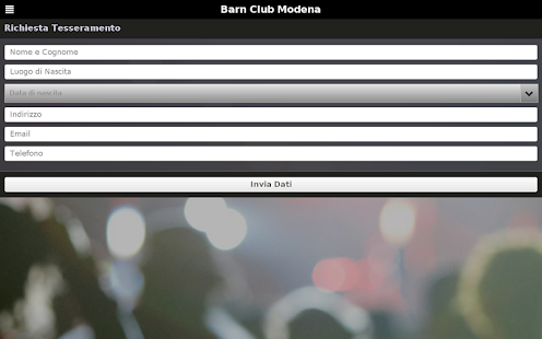 Barn Club Modena- screenshot thumbnail