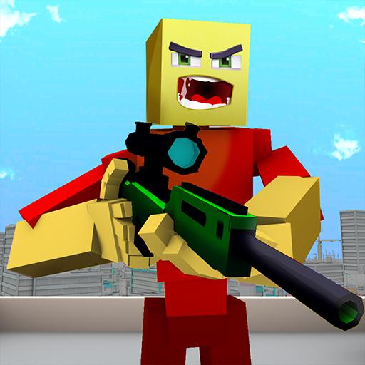動作App|Pixel Survival Sniper LOGO-3C達人阿輝的APP