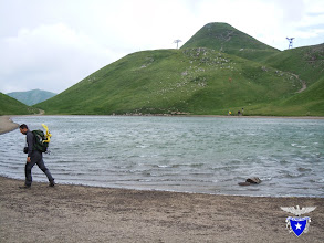 Photo: Tempesta al Lago Scaffaiolo