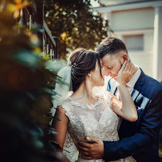 Wedding photographer Andrey Khomenko (Oksamyt). Photo of 25.09.2018