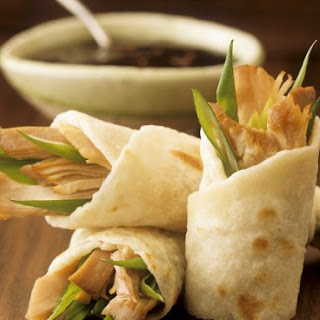 Chicken Tortilla Wraps Recipe