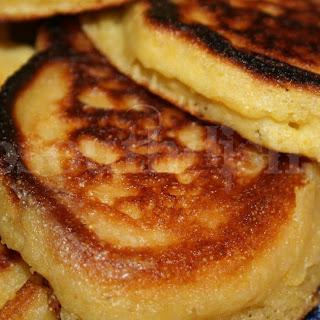 Fried Cornbread - Southern Cornmeal Hoecakes