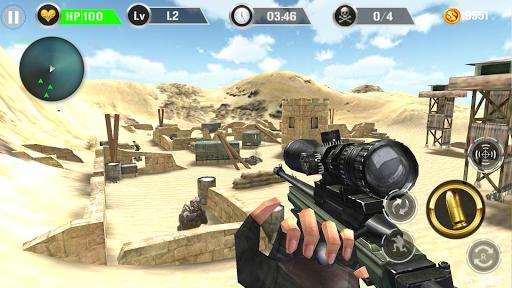 Mountain Sniper Shooting  screenshots 2