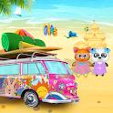 Little Vacation Picnic: High School Adventure Fun icon