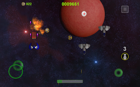 Galactiblaster: Resurrection screenshot 0