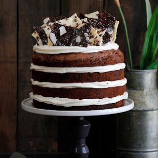 8 Layers Chocolate Cake.