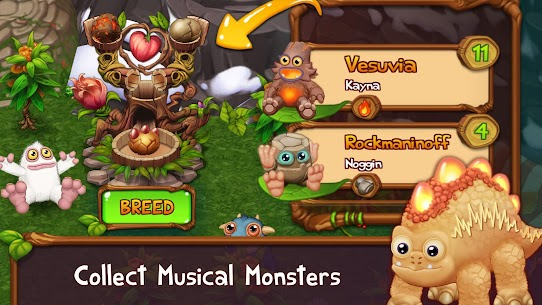 My Singing Monsters: Dawn of Fire 2.3.1 APK with Mod + Data 1