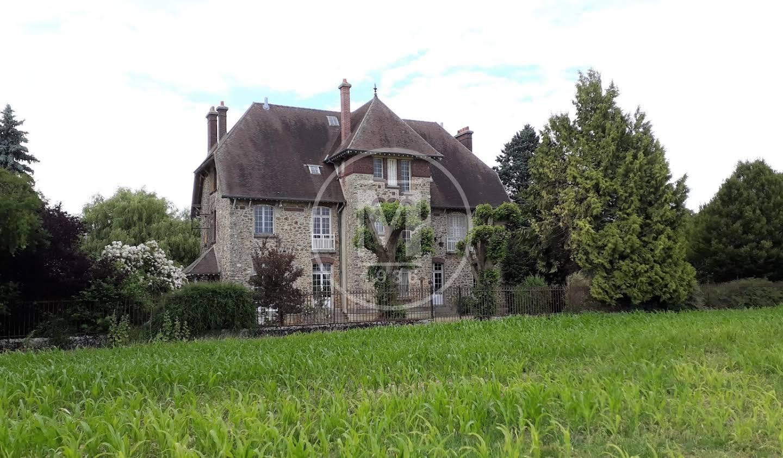 Corps de ferme Montreuil-aux-Lions