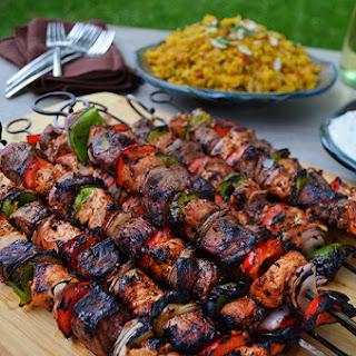 Shish Kebabs & Pilaf Recipe