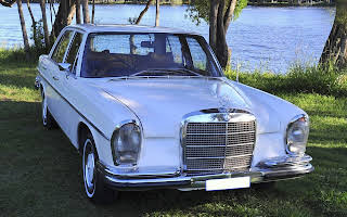 Mercedes-benz 280s Rent New South Wales