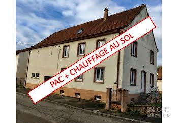 maison à Schorbach (57)