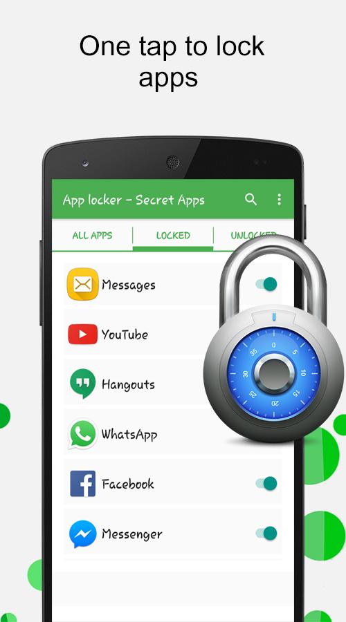 app locker secret protection secure privacy apps