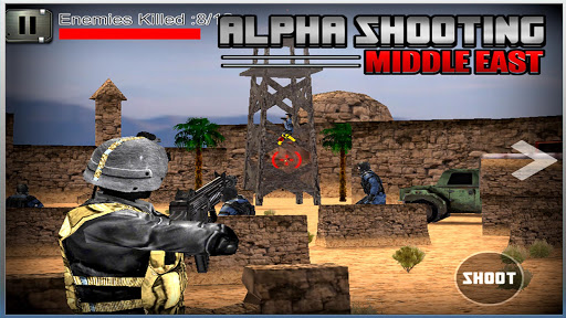 ALPHA SHOOTING MIDDLE EAST 3D