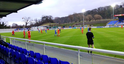 Photo: 02/02/13 v Port Talbot Town (Welsh Premier League) 2-2 - contributed by Mike Latham