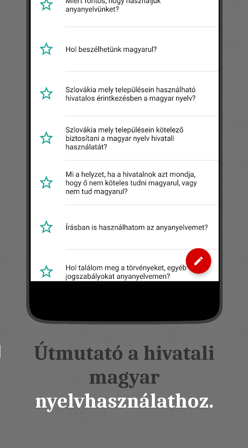 Velemjáró- screenshot