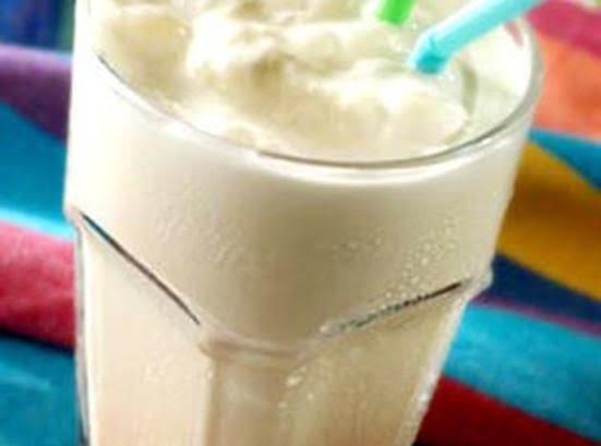 Pudding Milkshake