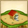 安息の犬小屋