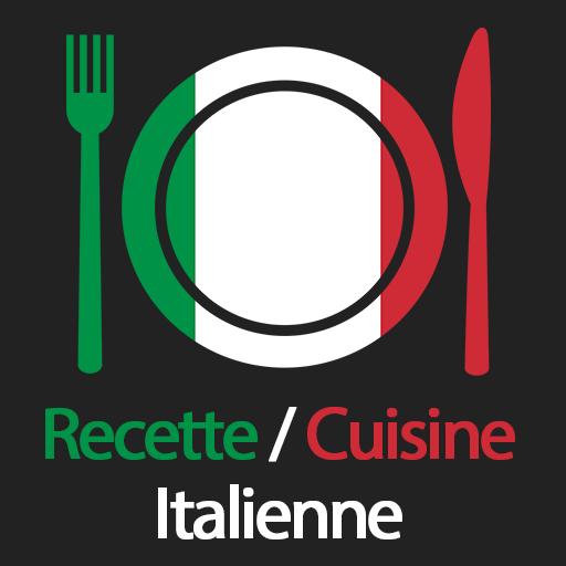 Recettes de Cuisine Italienne Icon