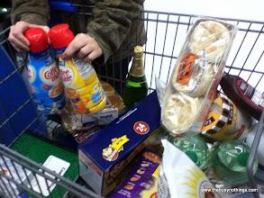 Photo: Lot's of goodies!