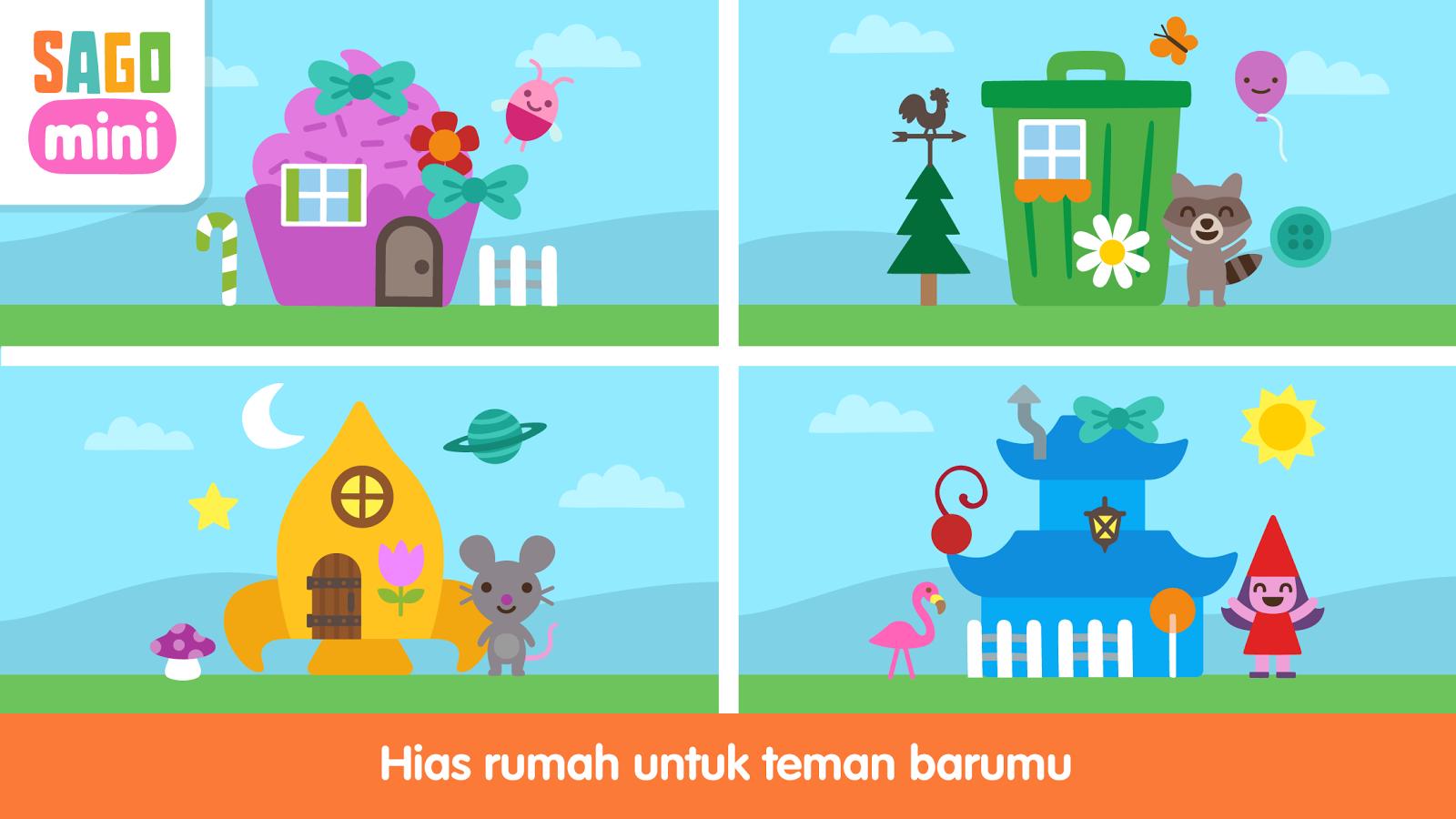 Truk Dan Penggali Sago Mini Apl Android Di Google Play