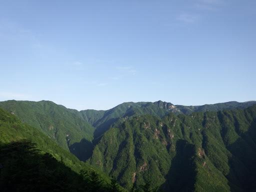 水無峠からの眺め1