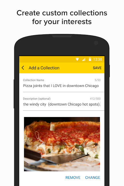 #4. YP - Yellow Pages local search (Android)