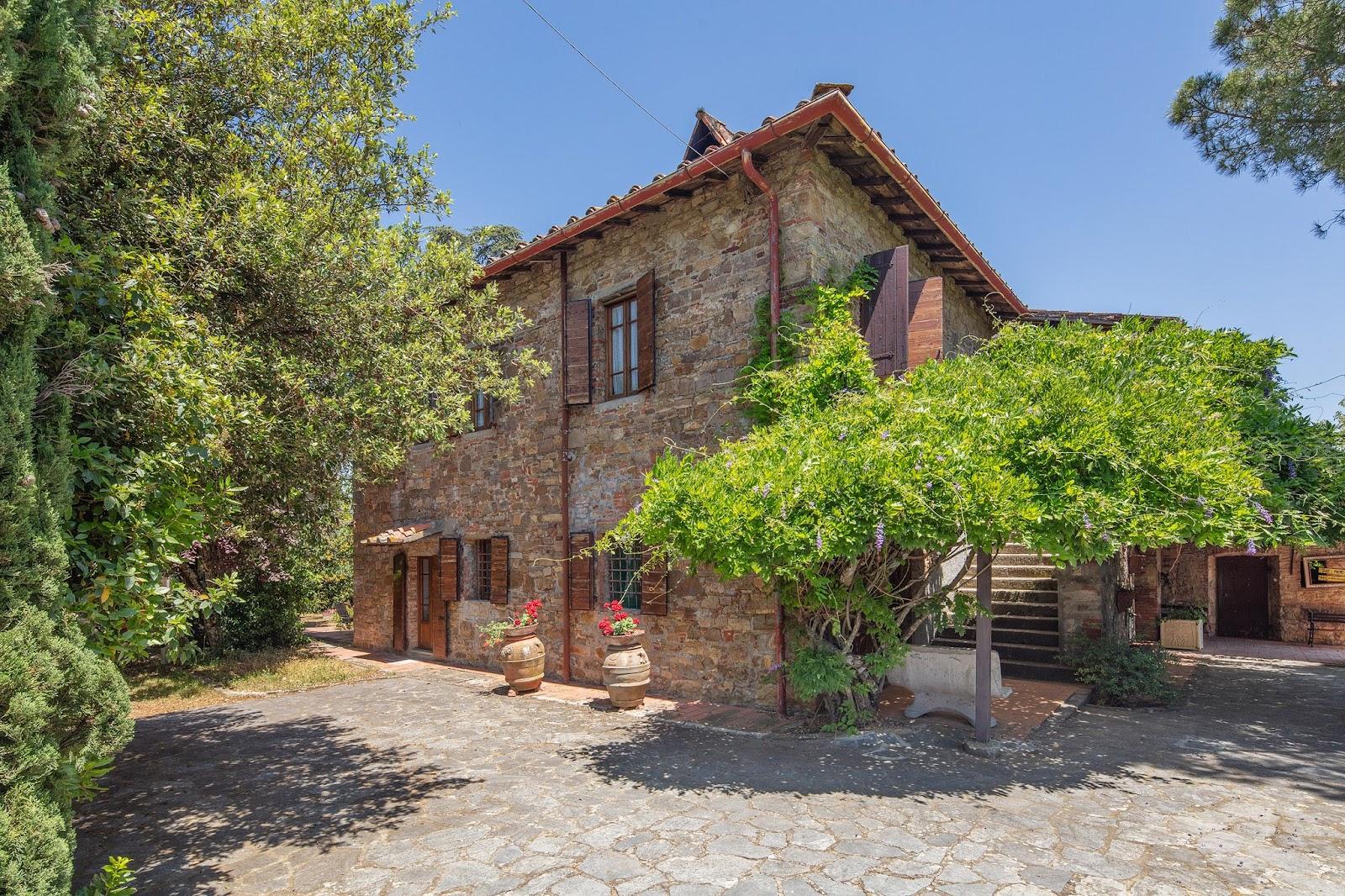 Villa Pergine_Pergine Valdarno_2