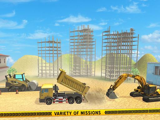 玩免費模擬APP|下載城市建設重型道路 app不用錢|硬是要APP