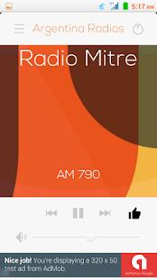 所有阿根廷FM廣播免費